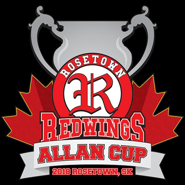 Allan Cup 2018 Rosetown, Saskatchewan